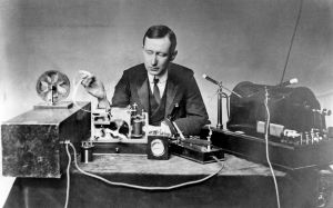 Marconi Italian Radio Pioneer 1902