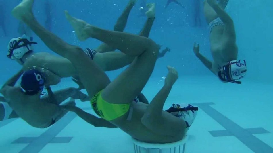 Rugby subacuático