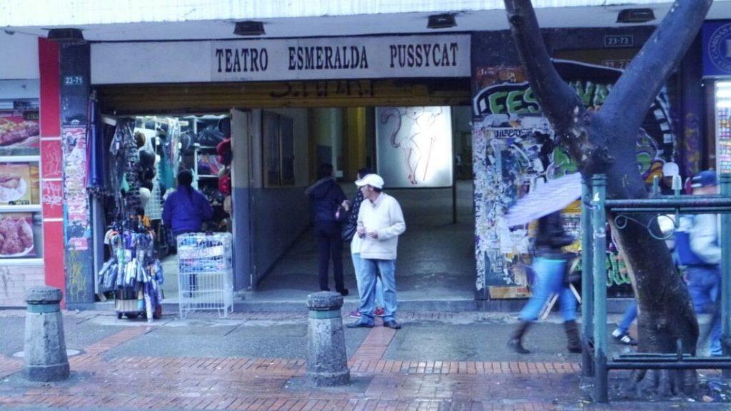 Teatro Esmeralda Pussycat