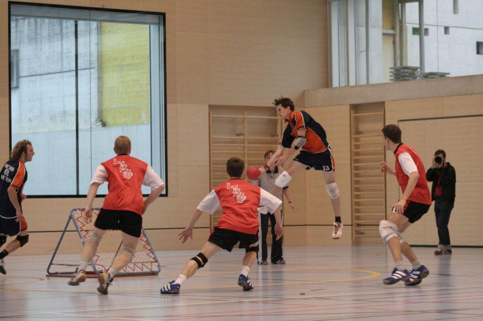 Deporte de la paz: el tchoukball.
